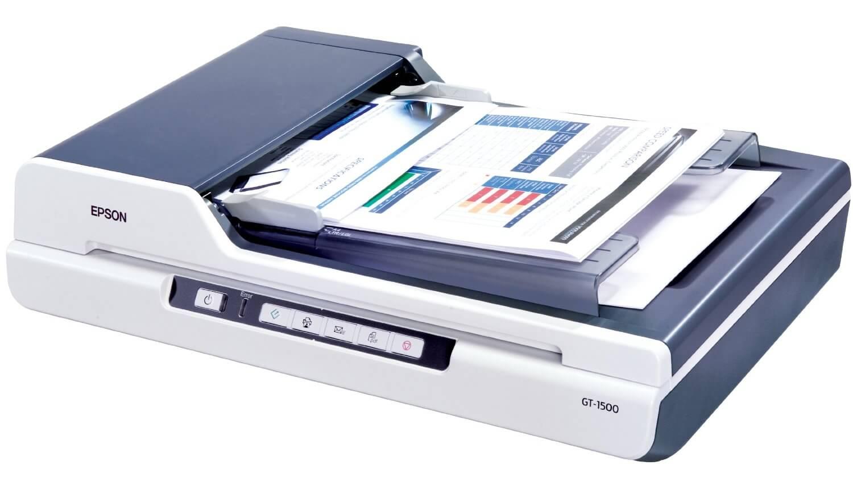 Epson GT-1500 Dokumentscanner